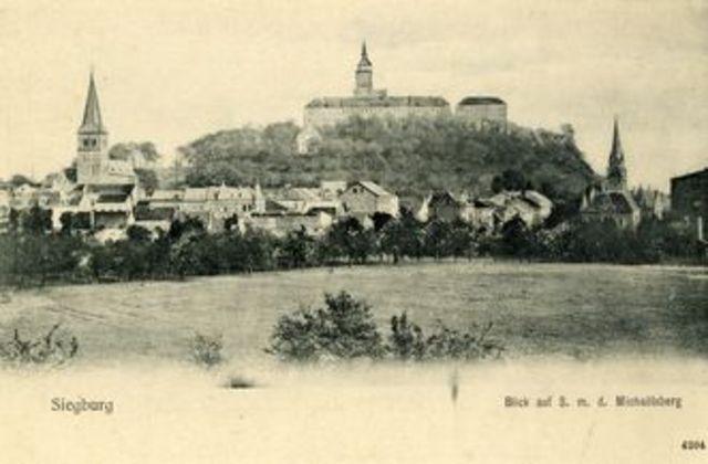Abteigebäude wurde als Irrenanstalt benutzt