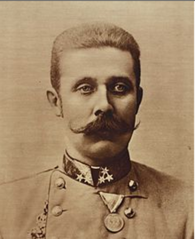 Archduke killed