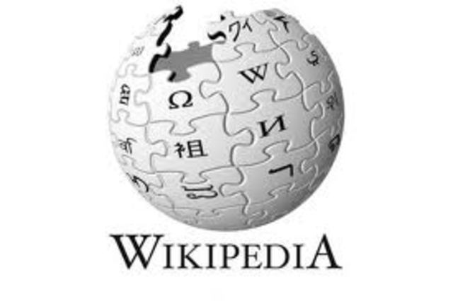 comienza  la Wikipedia