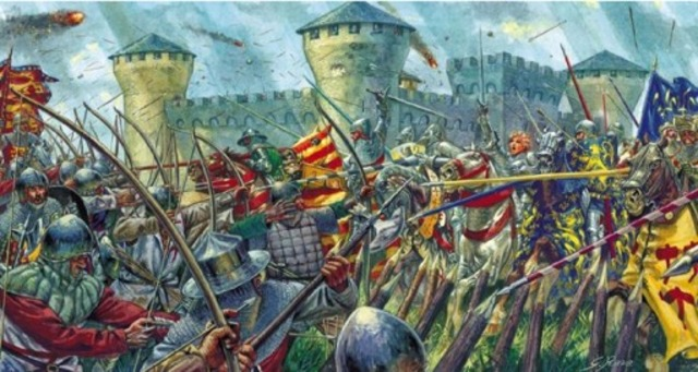 Joan of Arc and the Siege of Orleans