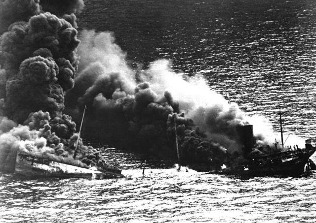 Battle of the Atlantic Sep 14, 1939(Sunny)
