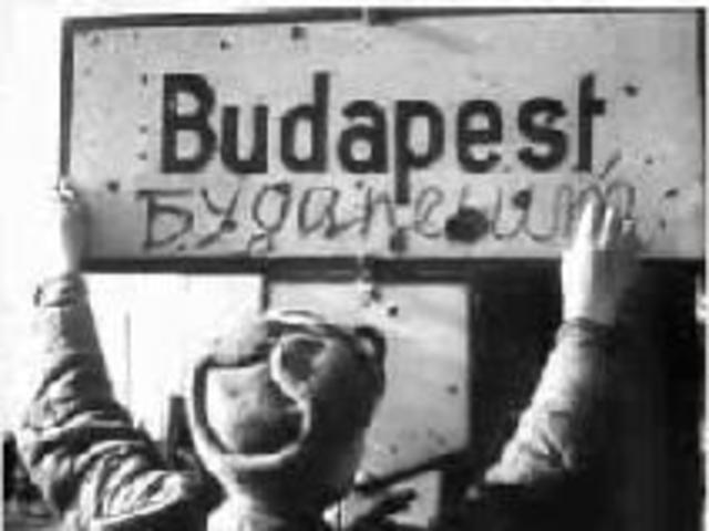 Budapest Falls