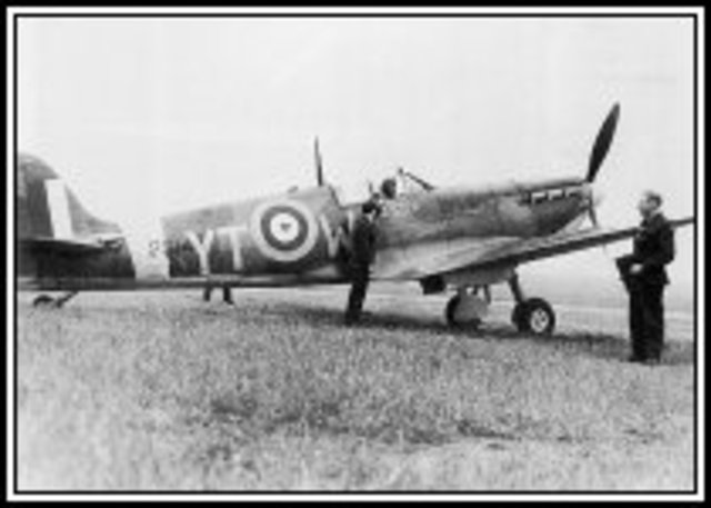 Beginning of the Battle of Britain