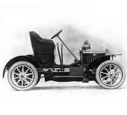 First automobile was invented