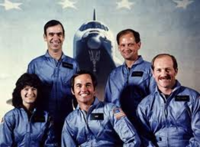 the first space mission in NASA'S space shuttle program
