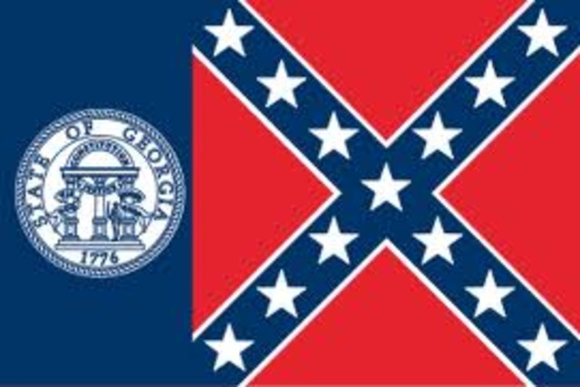 Change to Georgia's State Flag