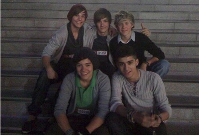 One Direction formed
