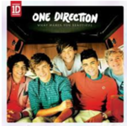 What Makes you Beautiful released