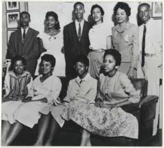 Crisis at Central High School and Little Rock Nine (continued)
