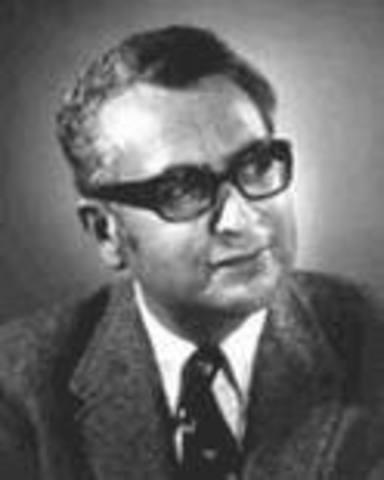 M Gell-Mann and G Zweig
