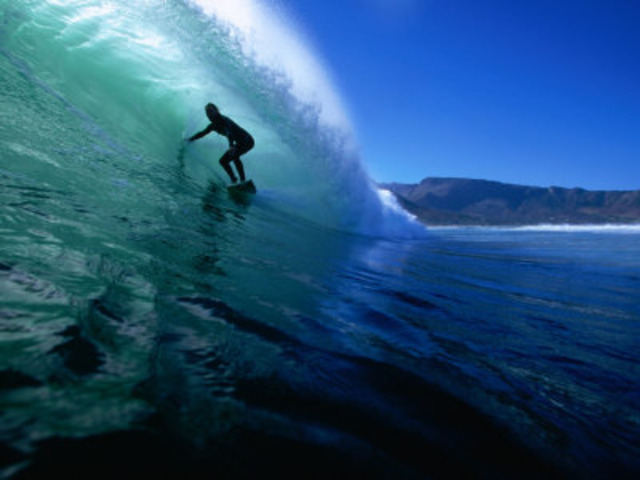 1915 Surfing was first introduced