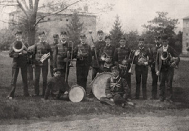 First MArching band
