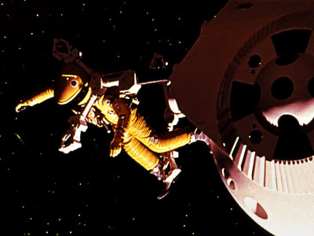 Stanley Kubrick's 2001 A Space Odyssey