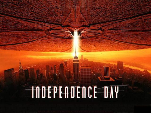 Will stars in Independence Day.