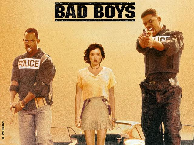 Stars in Bad Boys with Martin Lawrence and divorces Sheree Zampino
