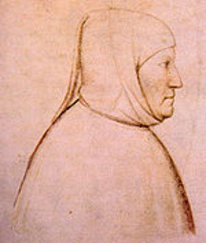Petrarch dies
