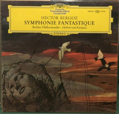 "Louis-Hector Berlioz completed his ""Symphonie Fantastique."""