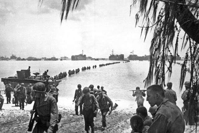 Mariana Islands ( June-November 1944)