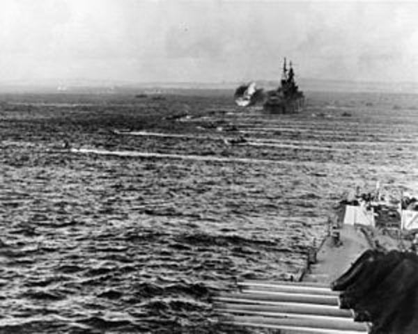 Saipan ( 15th June - 9th July 1944)