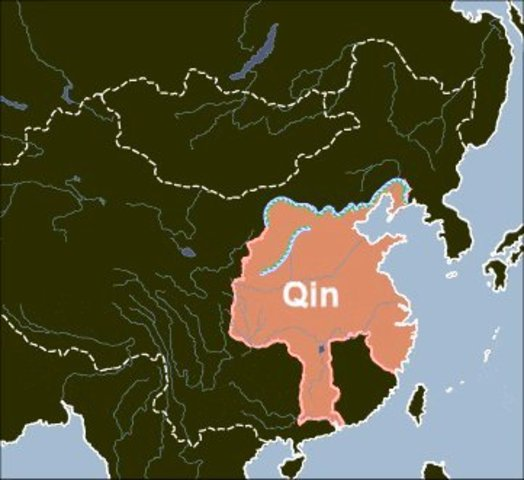 Qin Dynasty in China