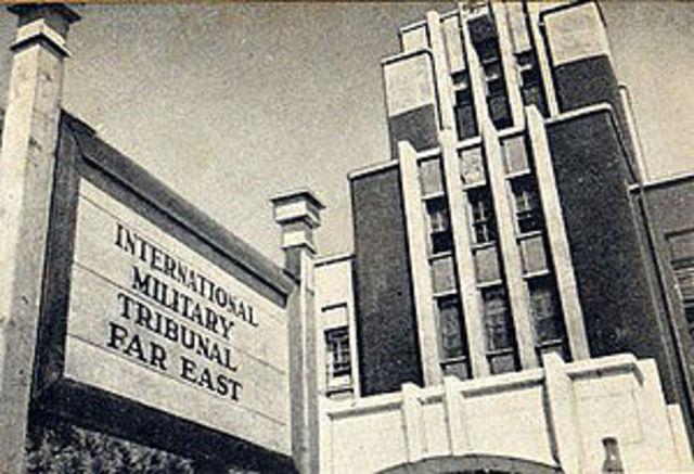 The Tokyo Trials April 29, 1946