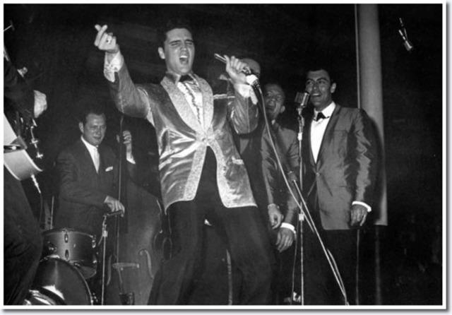 Elvis Presley and charity work