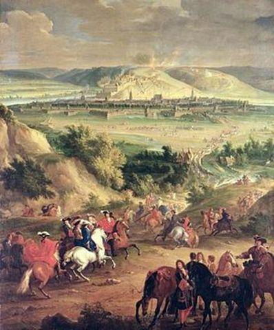 Niårskrigen 1594-1603