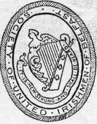 Society of Unired Irishmen