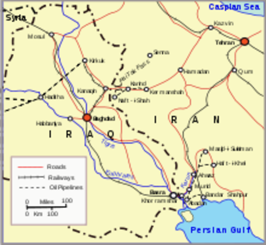 Anglo-Soviet invasion of Persia