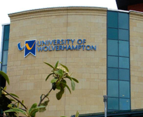 Started PGCE at Wolverhampton University