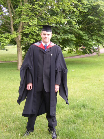 Graduated University