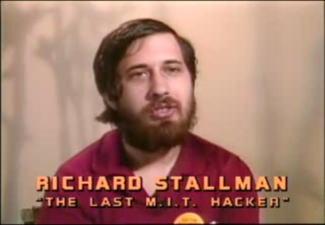 Nacimiento de Richard Stallman