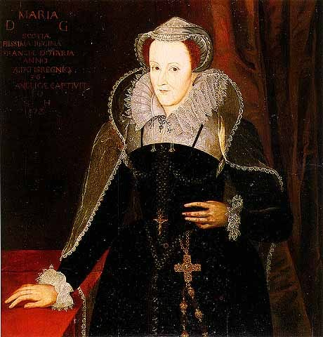 Mary becames Queen of France