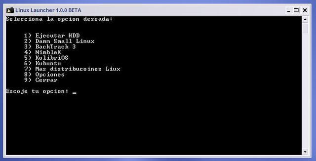 Primera version de Linux 0.01
