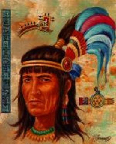 Tenochtitlán's fourth king,