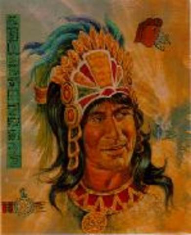 Tenochtitlán's sixth king