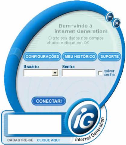 Acesso a internet via modem 56kbps, demorava demais !