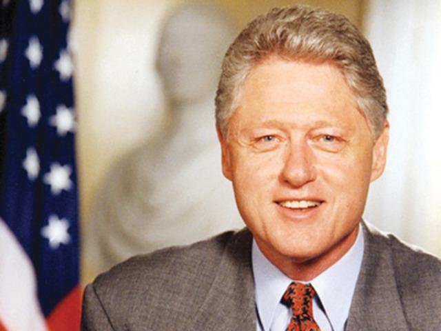 President Clinton Executive Order Lifts Moratorium