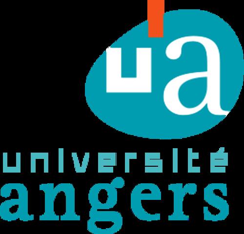 Entrée à l'Université d'Angers