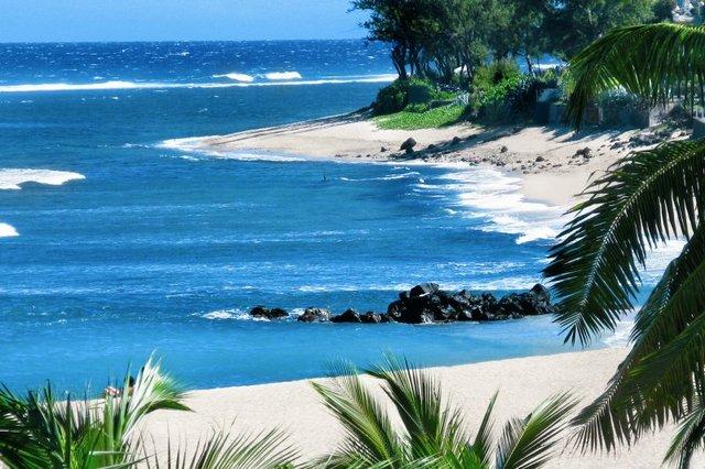 1er voyage à l'île de la Réunion