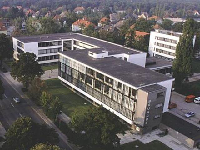 Moved to Dessau