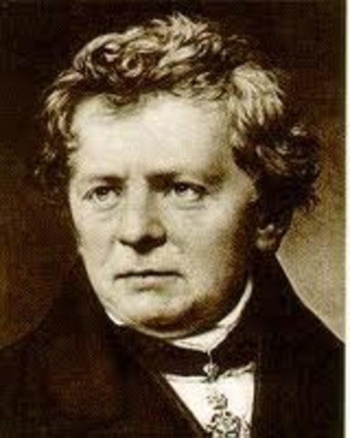 Georg Ohm analysed the electrical circuit