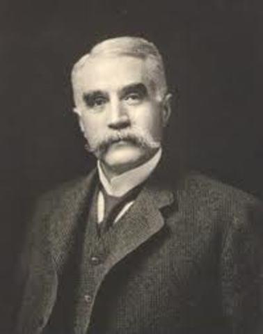 Charles Brush invented street lights