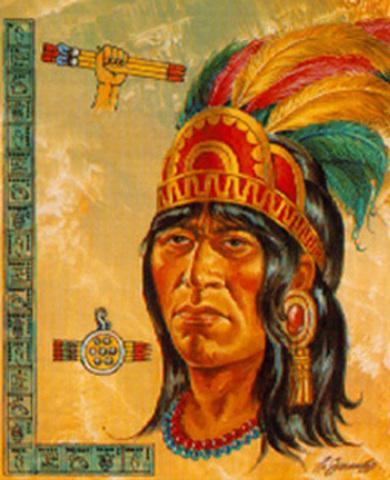 primer fuego de los aztecas