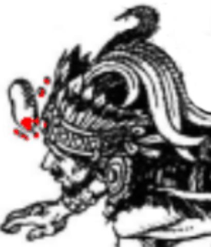 Muerte de Moctezuma I, ascenso de Axayácatl.