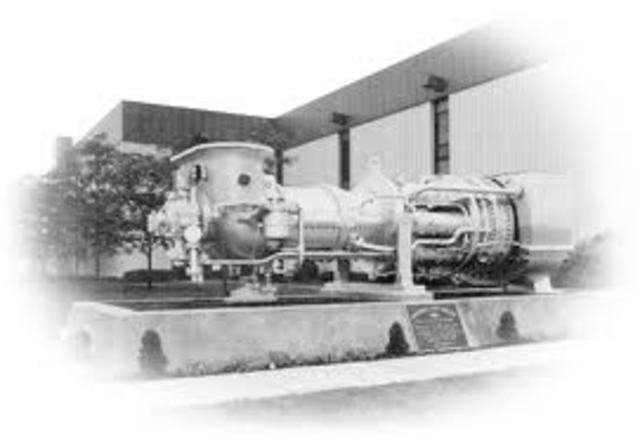 First successful gas turbine (France)