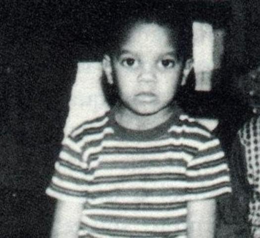 Michael Jackson was born