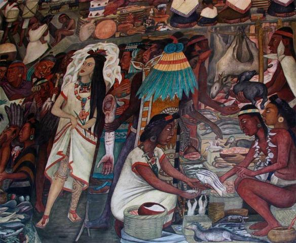 Tlatelolco fue independiente hasta este año, en que su señor Moquihuix fue vencido y muerto por Axayácatl, señor de Tenochtitlan.