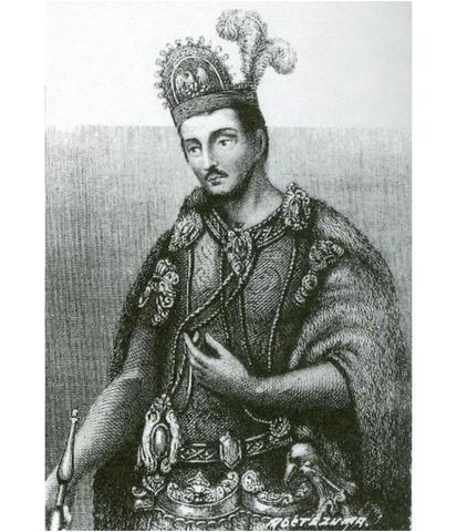Tenochtitlan es gobernado por Moctezuma II. gobierna durante 20 años