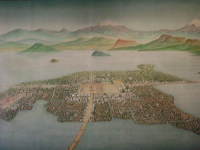 Fundan México-Tenochtitlan